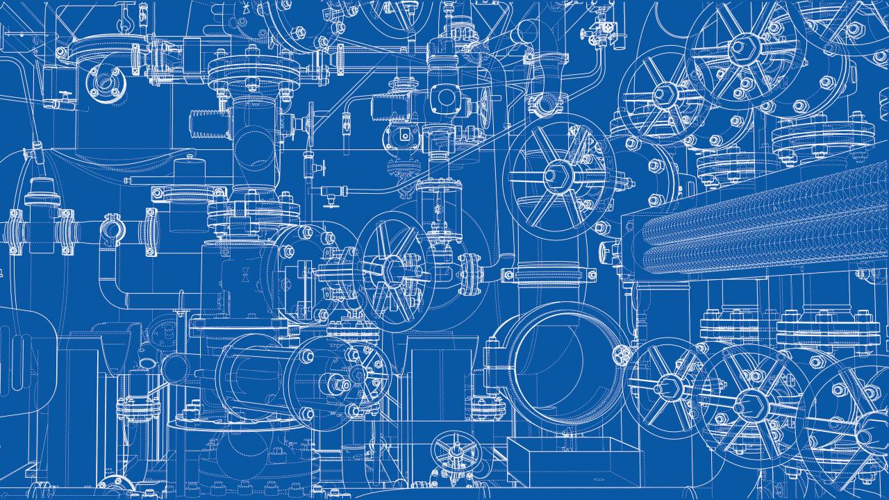 Blueprint - Systèmes de pompage - Pompes & Moteurs MLV