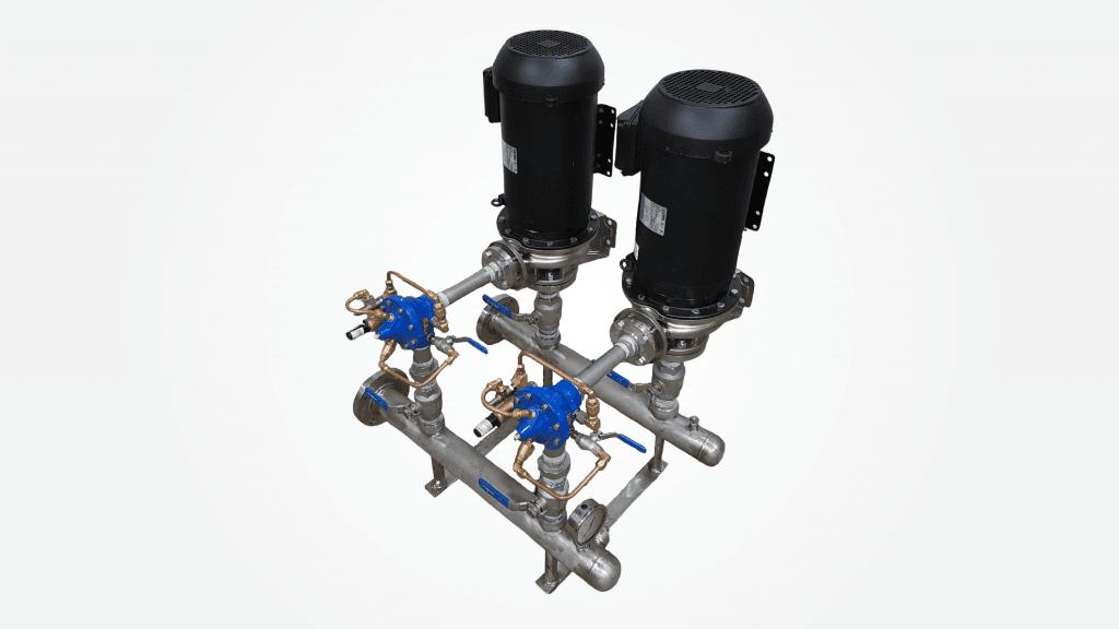 Faites confiance à Pompes & Moteurs MLV pour la conception, l'installation et l'entretien de vos systèmes de pompage pour le bâtiment et l'industrie à Montréal.